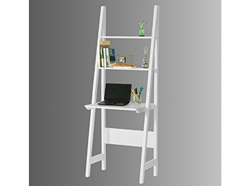 Escritorio de Pared Escalera portátil hogar Oficina Moderna ...