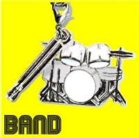 BUKATSU 部活ストラップ バンドやろうぜ4 ドラム2タムWH 08518-2