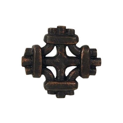 Celtic 1.88' Knot Knob Finish: Oil Rubbed Bronze
