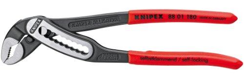 Knipex Tools - Alligator Water Pump Pliers (8801180SBA)