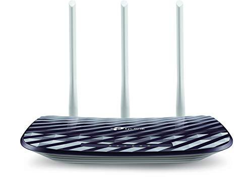TP-Link Archer C20 v4, Roteador Wireless Dual Band, Preto