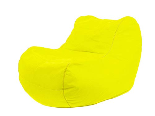 Jumbo Bag Chilly Bean Pouf, Vert