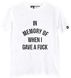 Camiseta In Memory