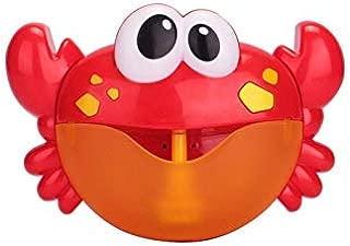 HUGMO 'Infantino' Crab, Baby Bubble Bath Toy- Orange