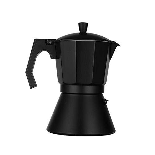 Enjoyyouselves Moka-Kanne, Aluminium-Kochfeld-Kaffeemaschine Espresso-Kaffeemaschine Rapid-Herd-Kaffeemaschine (Tasse vom 06.03.12)