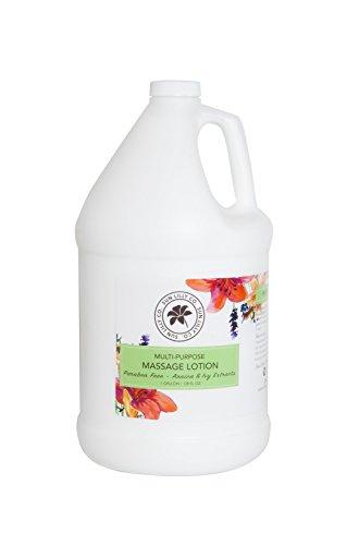 Lowest Prices! Sun Lilly Organics Massage Lotion 1 Gallon