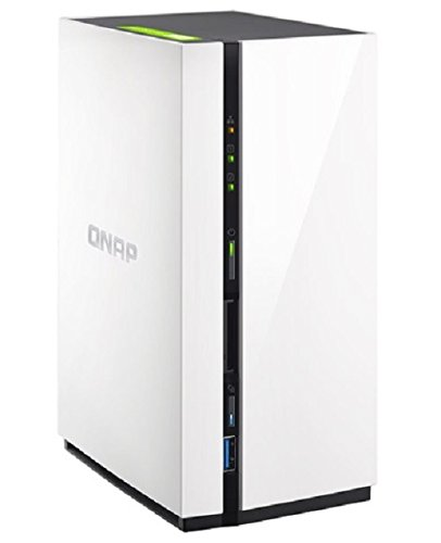 Qnap ts-2282-bay Home and Soho network attached Storage for Multimedia