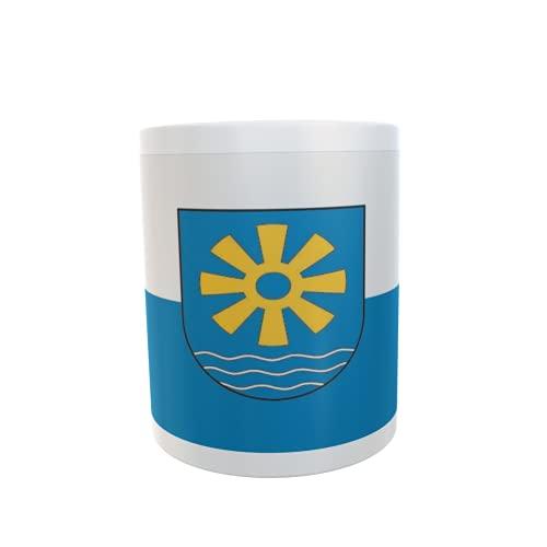 U24 Tasse Kaffeebecher Mug Cup Flagge Bodenseekreis