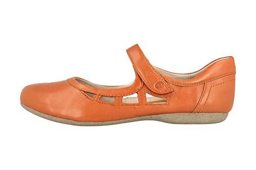 Josef Seibel Damen Fiona 55 Ballerinas, Orange, 39 EU