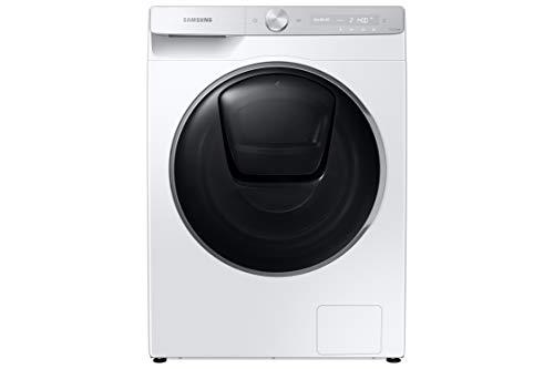 Samsung Elettrodomestici WW80T954ASH/S3 Lavadora 8 kg QuickDrive, Ai Control, 1400 rpm, blanco