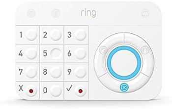 Ring Protect Wireless Alarm Keypad Control panel