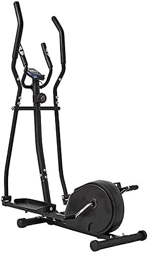 Steppers for Ejercicio Stepping Home Gym Equipment Cross Trainer 2 en 1 Aerobic Fitness Ejercicio Multifuncional Elíptico Ellíptico Ellíptico y con Carga Pesada