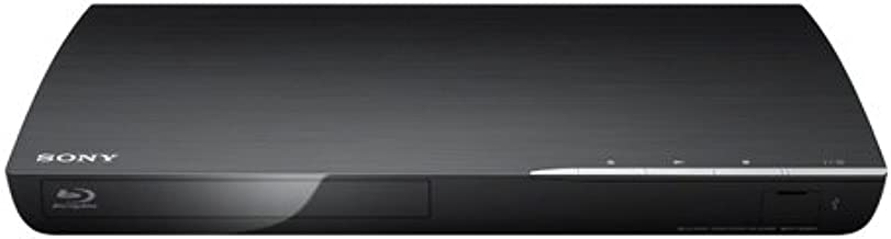 Sony BDP-S390 Blu-ray Disc Player with Wi-Fi (Black)