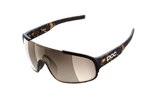 POC Eyewear Crave Sportbrille Sonnenbrille, tortoise Brown, Bsm, CR3010