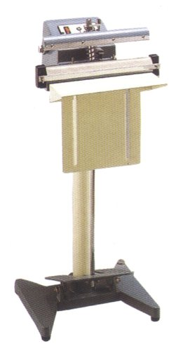 Tach-It HI300/5T 12″ Foot Operated Standing Impulse Bag Sealer with 5mm Wide Seal