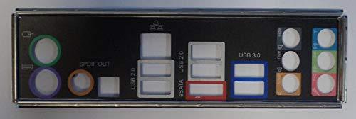ASRock 970 Extreme3 Blende - Slotblech - IO Shield #28338