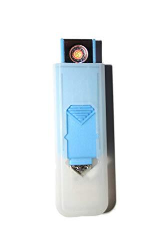 Champ USB aansteker (blauw)