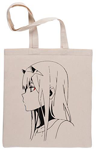 Zero Two Bolsa De Compras Shopping Bag Beige