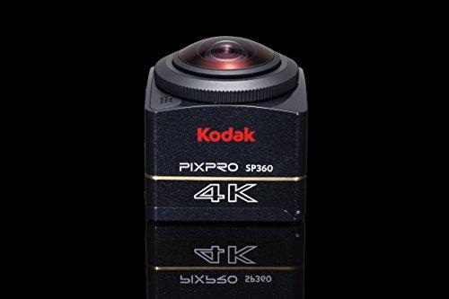 Kodak DVC-SP360 4K-BK-EU-5 PixPro Action Cam Dual Pro Pack - 4