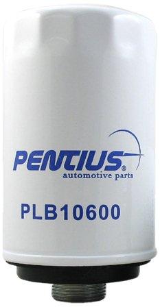 Pentius PLB10600 Red Premium Line Spin-On Oil Filter for AUDI A3/A4/Avant/TT/TTS(99-11), A4/A5(10-11), A4 Quattro(09), VOLKSWAGEN CC/Eos/GLI/GTI/Jetta/Tiguan(99-11), City Golf(09), Passat (08-11)