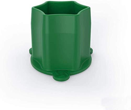 WunderSteam   Chimenea para cocción al vapor para el Varoma   Para una circulación óptima del vapor   Color: verde   Hecha en Alemania