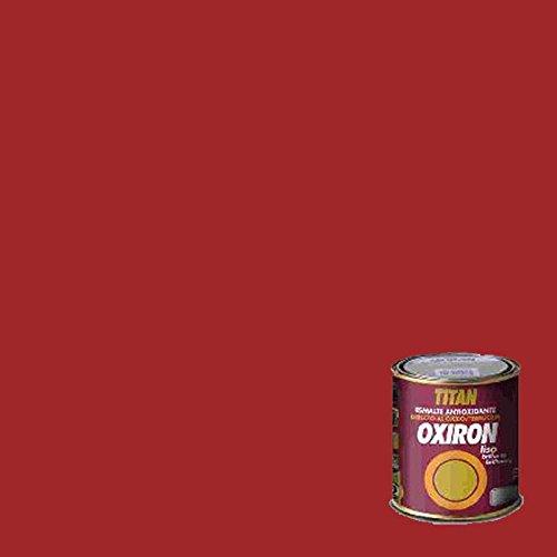 Esmalte Antioxidante Rojo Marca TITAN