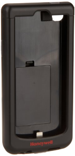 Honeywell SL22-022201-K Captuvo Sled for Apple iPod Touch 5G, Black (No MSR)