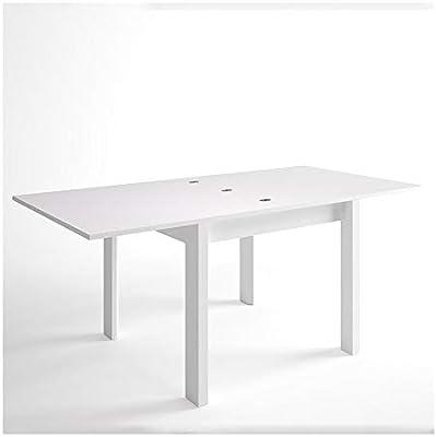 Wohnling WL1.319 mesa cuadrada de madera maciza sheesham, 80 ...