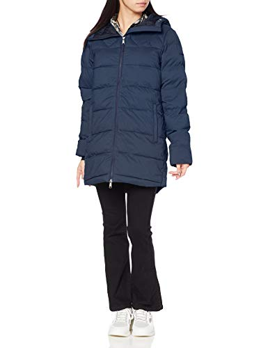 Schöffel Damen Parka Boston L Wintermantel, moonlit ocean, 38