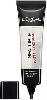L'Oreal Paris Infallible Matte Makeup Foundation - 35 ml