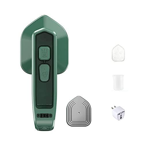 Micro plancha de vapor profesional, mini vaporizador de ropa de mano portátil, vaporizador ligero plegable para ropa, adecuado para el hogar y los viajes