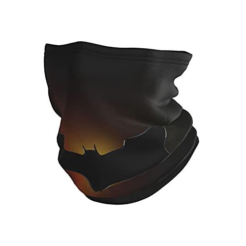 best& Batman, cubrebocas, protección solar, transpirable, tela de seda de hielo, reutilizable, multifunción, para pesca, senderismo, correr, ciclismo