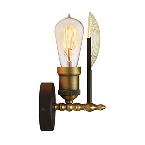 Lampe murale applique Appliques Murales Retro Industrial Style E27 Personnalité