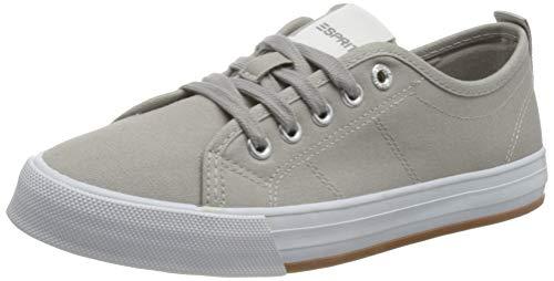ESPRIT Canvas-Sneaker aus 100% Baumwolle