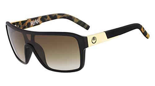Dragon Dr Remix Ll Mi Gafas de sol, LEOPARD SAFARI, 60mm, 13mm, 135mm para Hombre