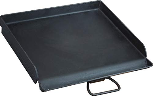 Camp Chef Professional Fry Griddle, Single Burner 14' Cooking Accessory, Cooking Dimensions: 14 in. x 16 in