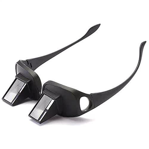 Horizontal Brille Prism Glasses Lazy Readers Brille Faule Brille Lese Fernseh Brille Winkelbrille Lazy Glasses Brechung-Brille Sofa Lazy Readers Brille Zum Liegen Bett Und Sofa Lazy Readers