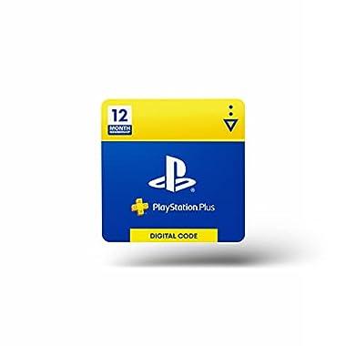 PlayStation Plus: 12 Month Membership [Digital Code]