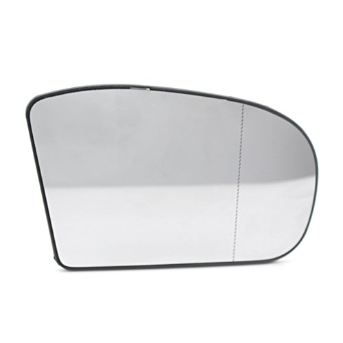 Iycorish Cristal de Espejo retrovisor de ala de Lazo Derecho
