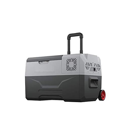 JCCOZ-URG Refrigerador eléctrico de 12V, refrigerador para portátil de 30 litros para vehículo de Carro, Coche, camión, RV, Barco URG