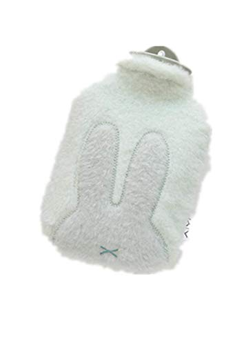 Niedliche Plüsch Wärmflasche Wasserinjektion tragbare Mädchen Handwärmer warmen Bauch Menstruation warmes Wasser Beutel 22,5 * 13 cm