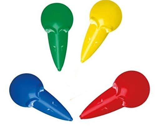 Pelikan Wachsmalmäuse (2X 2er Pack Mäuse (4 Farben))