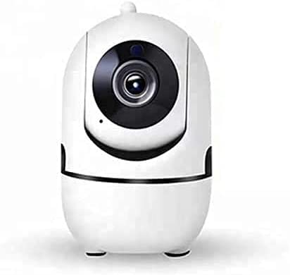 Spasm price Prep for COVID-19 1080P 5% OFF Home Security Track IP WiFi Auto Camera