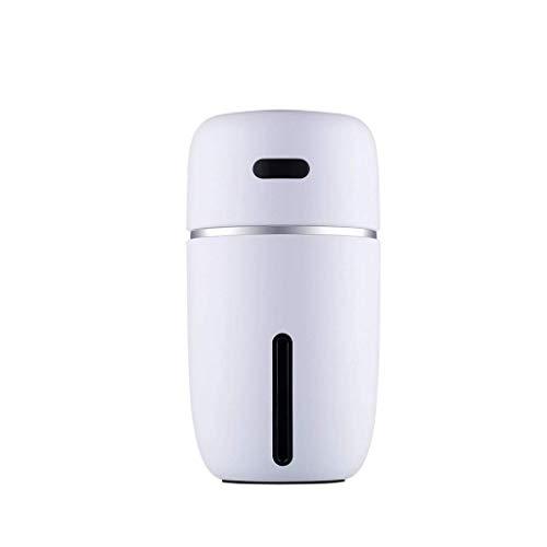 WZHZJ Ultrasonidos humidificador de Vapor frío for el Dormitorio del hogar del bebé, Unidad de humidificación habitación Grande con vaporizador silencioso, Apagado automático, 24h Aire humidificación