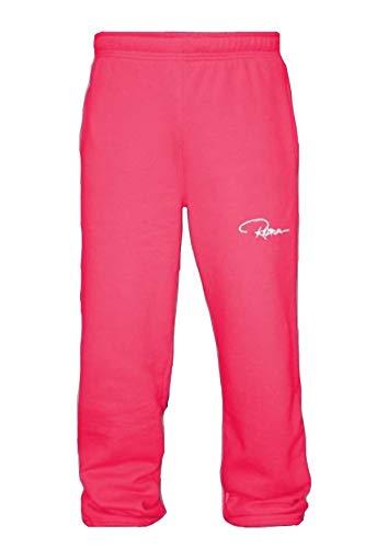 Redrum Jogging Plain Pant Hose, Größe:L;Präzise Farbe:Corall