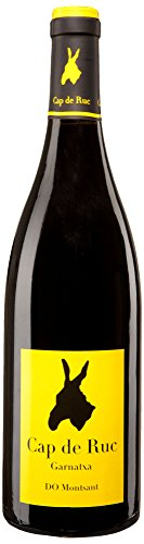 Celler Ronadelles Cap de Ruc Negre, Vino Tinto, 75 cl - 750 ml