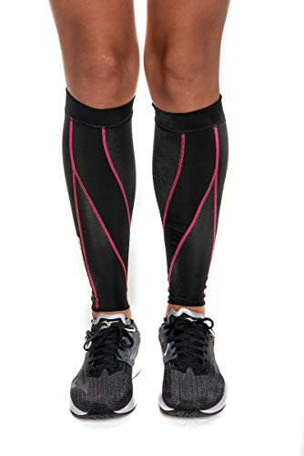 Cw-x Women's Muscle Support Compression Calf Sleeves