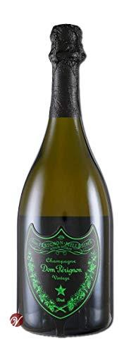 Champagne Brut Vintage 2008 Luminous Label Dom Perignon