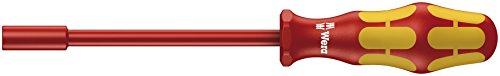Wera 190 i VDE-isolierter Steckschlüssel, 12.0 x 125 mm