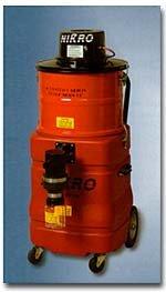 Nikro Mercury Recovery Vacuum 15 Gallon MV15110-SS